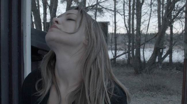A still from Sorceress, directed by and starring the author