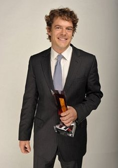 Indie producer Jason Blum, panelist at the Tribeca Film Institute's Future of Film Lunch Series