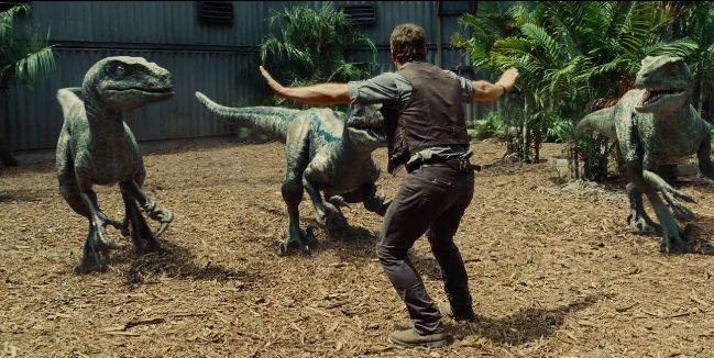 Jurassic World. Courtesy of Universal Pictures