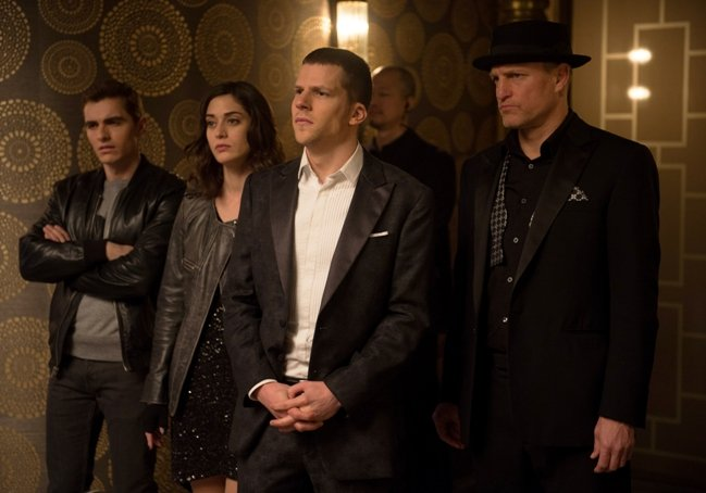 Now You See Me 2. Photograph by Jay Maidment