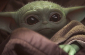 How does Baby Yoda have Jedi powers?