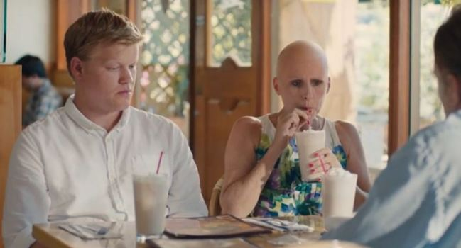 Jesse Plemons, Molly Shannon and Bradley Whitford in Other People