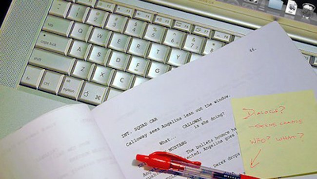 10 tips for writing a screenplay