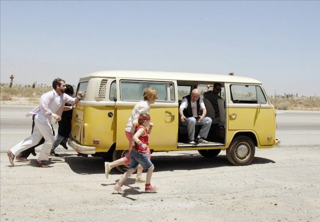 Little Miss Sunshine. Image Courtesy of Twentieth Century Fox.