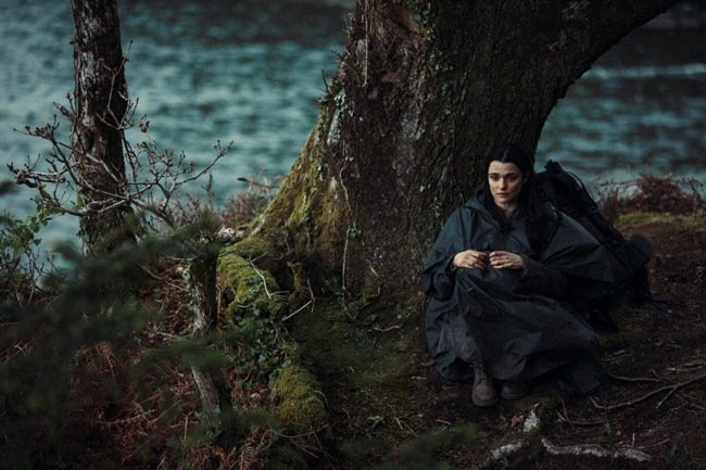 "Rachel Weisz as ""Short-Sighted Woman"" in The Lobster"