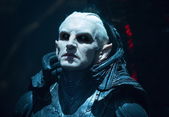 Christopher Eccleston as Malekith in Thor: The Dark World. Photo by Jay Maidment – © 2013 – Marvel Studios