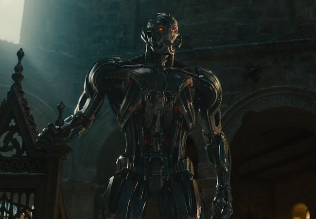 Ultron in Avengers: Age of Ultron © 2015 Marvel