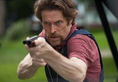 Willem Defoe in Bad Country